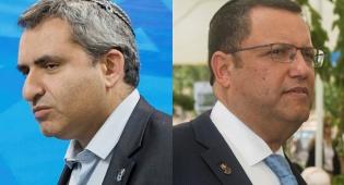 משה ליאון וזאב אלקין