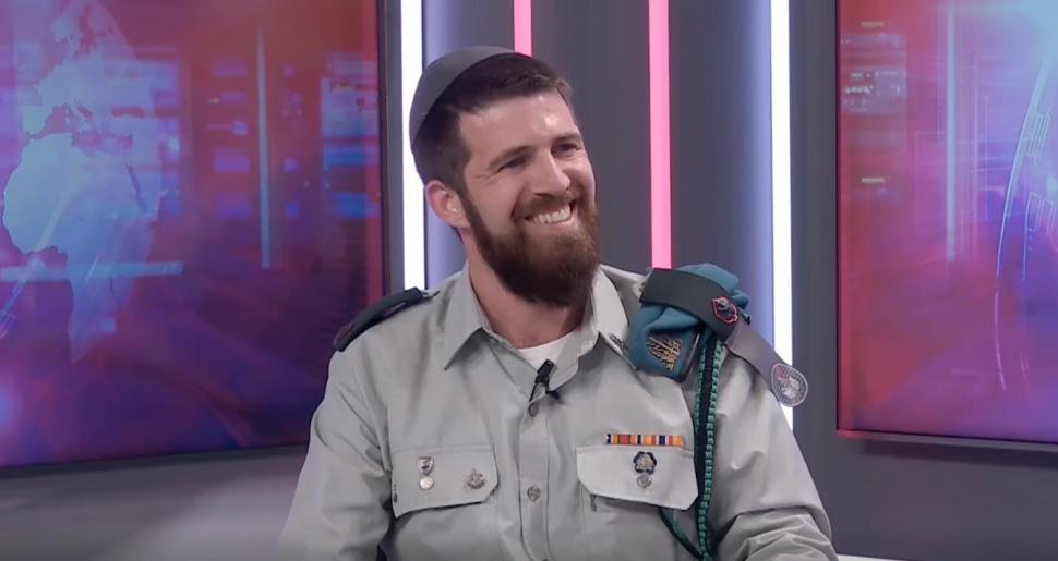 """החרדי שמוביל בי""""ס לסייבר בצה""""ל - בראיון"""