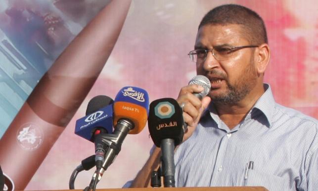 דובר חמאס מוסא אבו מרזוק