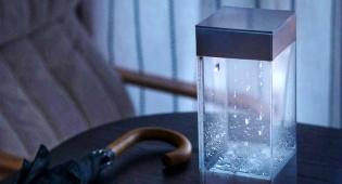 גאונית: הקופסה שמציגה את מזג האוויר