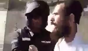 """הצעיר החרדי שהותקף בידי השוטר שוחרר בביהמ""""ש לביתו"""