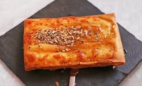 מאפה פילו במילוי גבינת פטה