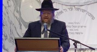 רב 'שובה ישראל' נדבק בנגיף; מצבו הידרדר