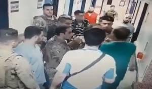 לבנון סוערת: חיילים תקפו רופא בבית חולים