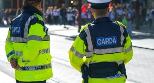 שוטרים איריים בדבלין