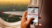 אילוסטרציה - מה קורה אם לא מכבים את הטלפון בזמן טיסה?