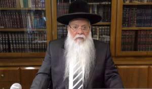 הרב מרדכי מלכא על פרשת ויקהל פקודי • צפו