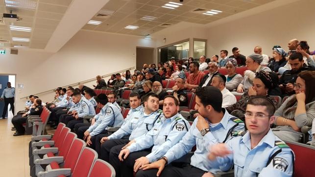 החרדים הפכו לשוטרים: יטפלו באירועי שטח