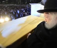 שידור חוזר: מרן שר התורה הערב בתל אביב