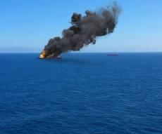 איראן אחראית על הפיצוץ בספינה ישראלית