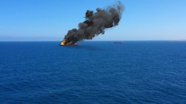 L'Iran est responsable de l'explosion d'un navire israélien