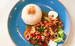 האורז יכול להיות הכוכב של הארוחה
