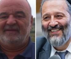 """אריה דרעי וחברו דני סיידה - שינויים בש""""ס: כהן מתפטר לטובת דני סיידה"""