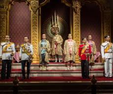 משפחת המלוכה התאילנדית