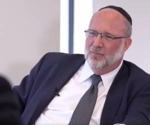 נשיא ה-OU בראיון: יש מוסלמים שמקפידים על ההכשר שלנו