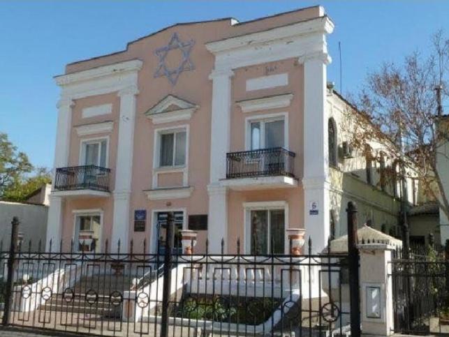בית הכנסת 'איגוד הקהילות היהודיות ברוסיה' בעיר קרץ