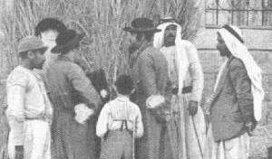 ערביי ירושלים מוכרים סכך לסוכות