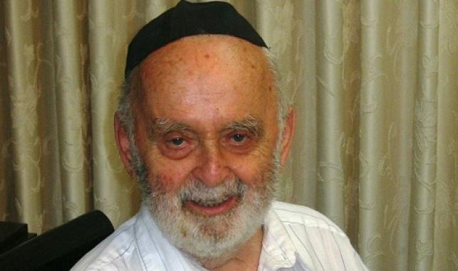 "רבי אברהם מאיר גלאנצר זצ""ל"