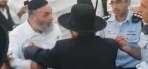 בעצרת: ליצמן דחף את איש 'שלמי אמונים'