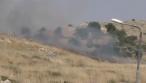 בצלם: מתנחלים שרפו שדות, החיילים שתקו