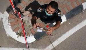 רחפן הביא שוקולד לשוטרים במחסום • צפו
