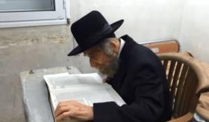 """צפו: השטייגען של מרן הרב שטיינמן זצ""""ל"""