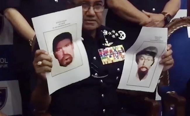 משטרת מלזיה: אלו שני החשודים בחיסול מהנדס החמאס