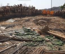 """בית הכנסת העתיק בחברון נהרס בידי צה""""ל"""