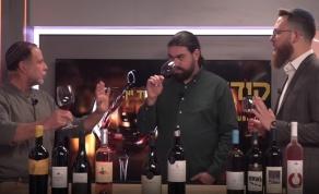 יינן יקב הבוטיק, איש היין הירושלמי וארי גוטהולף מאתר 'קידוש' בתכנית המרתקת