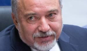 """אביגדור ליברמן - שר הביטחון: """"אנחנו נגיב על כל פרובוקציה"""""""