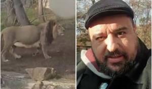 צפו: המקובל 'מפעיל' מלאכים והאריה שואג