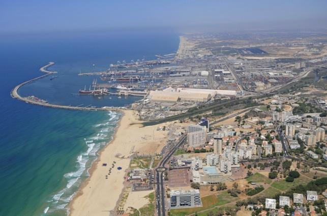 """""""שיהוי בלתי סביר"""" בהתנהלות עיריית אשדוד. בתמונה: נמל אשדוד"""