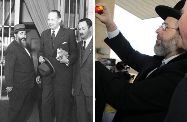 53 שנה אחרי שנעלמה: המזוזה נקבעה שוב