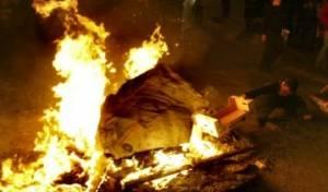 ערבים נעצרו בשל הצתות ליד ביתר