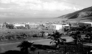 העיר טבריה בשנת 1934