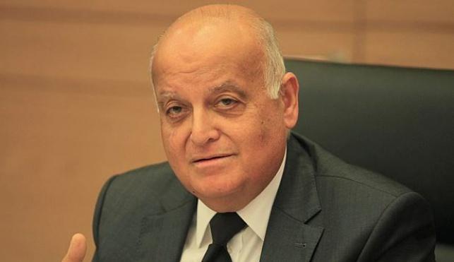 """יו""""ר ועדת הבחירות השופט סלים ג'ובראן"""