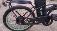 האופניים שהביאו לפציעת הילד