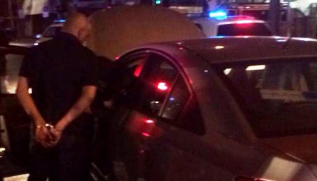 לאחר מרדף: חוליית שודדים נעצרה