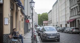 ברלין. אילוסטרציה - משפחה גורשה ממסעדה - בשל יהדותה