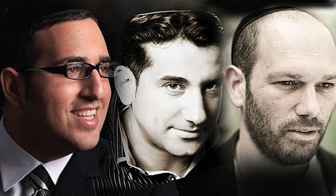 יונתן רזאל, חיים ישראל, ויוסף חיים שוואקי