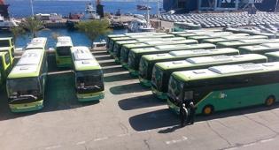 """אוטובוסי אגד - יו""""ר ההסתדרות: בעוד חודש נשבית את אגד"""