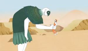 """גדי פיינגולד בקליפ אנימציה חדש: """"ענק"""""""