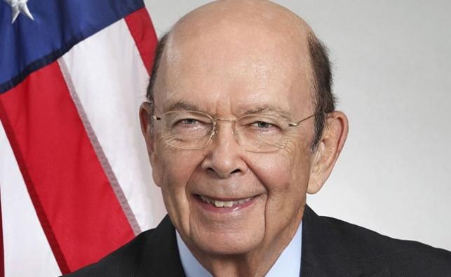 ווילבור רוס, שר המסחר האמריקני