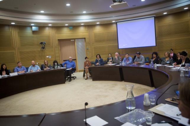 הוועדה לביקורת המדינה. ארכיון