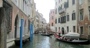 סיור מצולם לתעלותיה הקסומות של ונציה