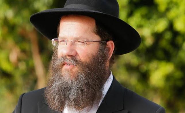 הרב מאיר אשכנזי. ארכיון