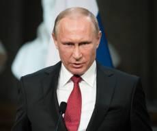 נשיא רוסיה ולדימיר פוטין - צעד חריג: ישראל מגנה את התנהגות רוסיה