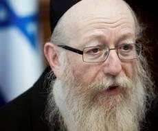 השר יעקב ליצמן - שיחת הצעקות: כשליצמן זרק את העסקנים