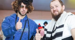 לראשונה בדובאי: מאות צעירים יהודים