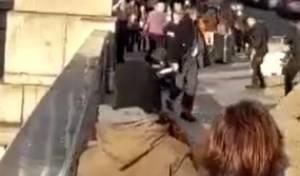 פיגוע בלונדון: ערבי שישב  על תקיפת יהודים